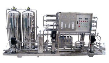 Stainless Steel SS RO Plant