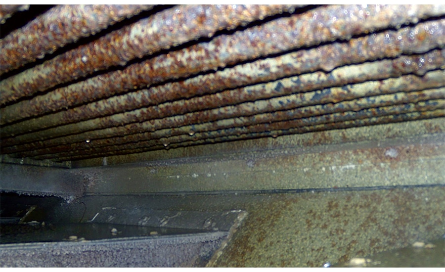 cooling tower corrosion